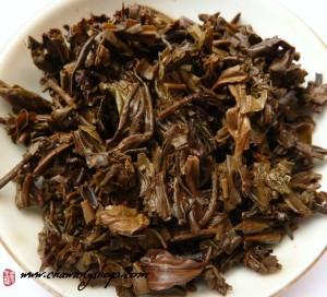 """2006 Xiaguan """"da Li Tuo Cha"""" list"""
